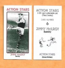 Burnley Jimmy McIlroy 6 (AS3)